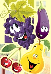 Le plaisir des sens en Provence avec les fruits