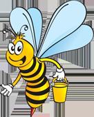 Découverte des abeilles et du miel